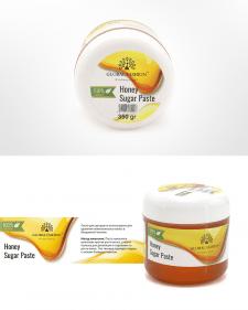 «Honey Sugar Paste»