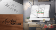 Logo for the Ethical Maintenance Services