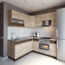 Визуализация кухни в интерьере