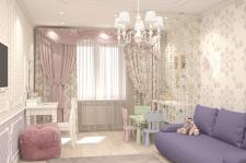Прованс. Детская комната. г.Черноморск