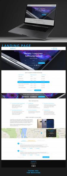 Landing page | Wefixit; Repair samsung