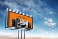 Создание серии билбордов