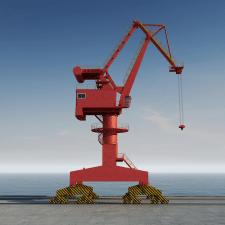 Portal_crane