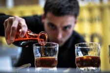Бариста-бармен