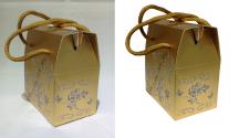 Подарочная упаковка. Фото До и После