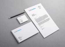 Разработка логотипа для EDI Solutions