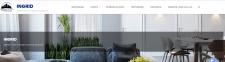 Сайт для строительной компании(созданный Вордпрес