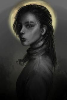 Портрет персонажа