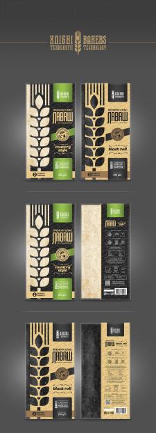 Дизайн упаковки лаваша