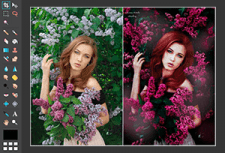 Обработка изоброжения в фотошопе