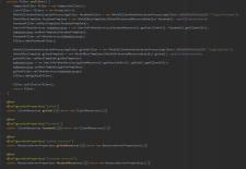 Часть кода с фильтрацией
