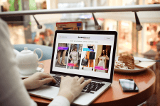 "Интернет-магазин женской одежды ""StereoUrban"""