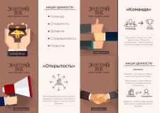 """Презентация для ювелирной компании """"Золотой Век"""""""