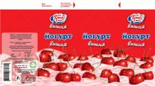 """Вишня (ТЕТРАПАК - для ТМ """"Кремез"""")"""