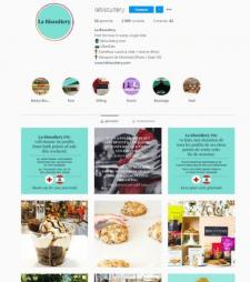 Instagram страница для кондитерской