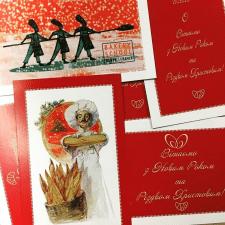 Школа пекарей Дениса Суховия Новогодняя открытка
