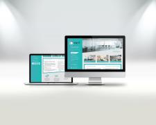 Дизайн сайта для бизнес-центра