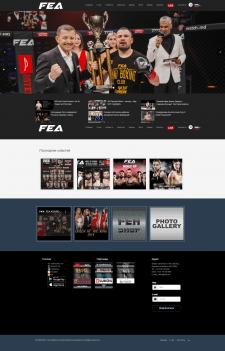FEA – (Fighting & Entertainment Association) – Асс