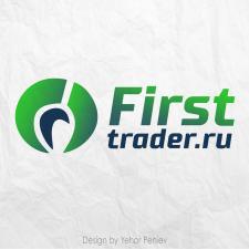 Firsttrader.ru - логотип - 2020