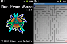 Run From Maze