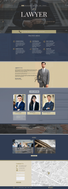 Lawyer firm