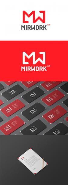 Фирменный стиль - MirWork