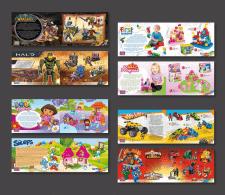каталог детских игрушек
