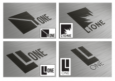 """Варианты логотипа для компании """"LiONE"""""""