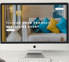 Дизайн сайта Cleaner