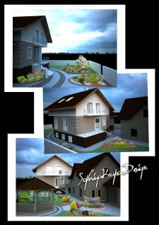 визуализация_частный дом