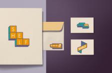 "Логотип ""Shelf"""