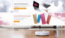 Слайдер для интернет-магазина Gadgetos