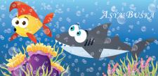 баннер рыбок