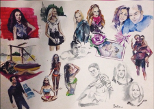 Иллюстрации людей