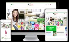 Создание интернет-магазина химического сырья