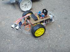Простой мобильный робот