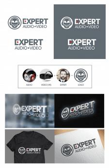 Лого Аудио Видео Эксперт