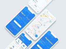 Дизайн мобильного приложения Epal24