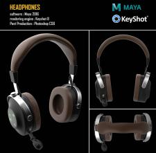 Headphones prototype