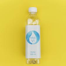 Логотип на этикетку минеральной воды