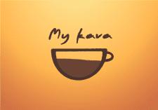 "Логотип ""My kava"""