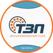 """Наклейка на станок ЧПУ ООО """"ТЗП"""""""