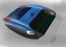 Дизайн плавающего робота