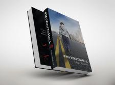 """Обложка для книги """"#MyWayToHell"""""""