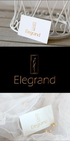 Логотип для сервиса аренды платьев