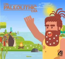 The Paleolithic Era Platformer
