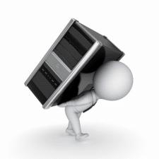 Перенос сайтов клиента на новый сервер