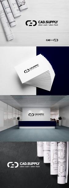 Лого CAD supply 1