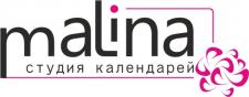 логотип малина