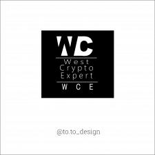 Логотип для фірми по крипто валюті